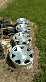 Cadillac rims in The Woodlands, Texas
