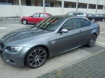 2009 BMW M3 low miles in Ramstein, Germany