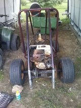 Go Kart going out of business sale in Fort Leonard Wood, Missouri