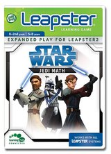 LeapFrog Leapster Learning Game Star Wars - Jedi Math in Elgin, Illinois