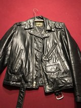 leather jacket in Naperville, Illinois
