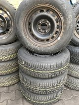 BMW 5 series E39 15 inch winter tires good condition in Hohenfels, Germany