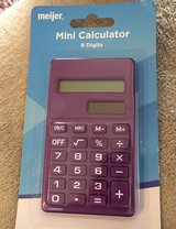 Mini Calculator in Naperville, Illinois