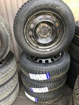 BMW 3 series E46 brand new winter tires 15 inch in Hohenfels, Germany