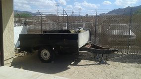 utility trailer in 29 Palms, California