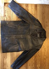 Leather Coat in Naperville, Illinois