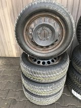 BMW 3 series E36 winter tires 15 inch in Hohenfels, Germany