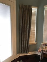 Custom curtains in Kingwood, Texas