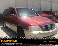 2003 Kia Sedona EX - CASH in Kissimmee, Florida