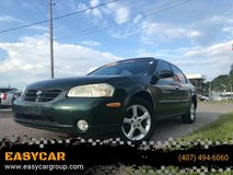 2000 Nissan Maxima GLE- Cash Price in Kissimmee, Florida