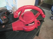 LEAF-SNOW BLOWER,CRAFTSMAN,,ELECTRIC in Fort Knox, Kentucky