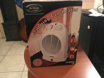 Fan heater in Melbourne, Florida