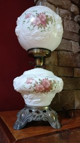 gone with the wind  lamp in Joliet, Illinois