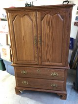 Armoire in Glendale Heights, Illinois