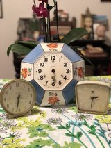 THREE OLD CLOCKS THAT DON'T WORK in Westmont, Illinois