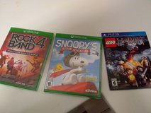 Xbox PS3 games in Temecula, California