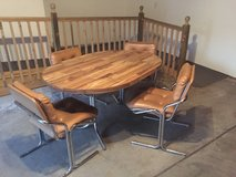 Dinette set with 4 chairs in Naperville, Illinois