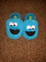 Cookie Monster Slippers in Plainfield, Illinois