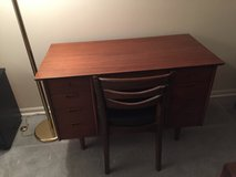 Desk with chair in Naperville, Illinois