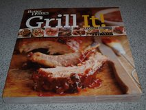 Unwanted Gift:Grill It - Secrets to Delicious Flame-Kissed Food (Better Homes&Gardens) NEW in Wiesbaden, GE