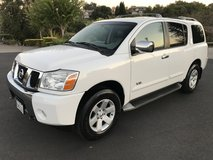 2005 Nissan Armada Fully Loaded in Vacaville, California