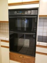 Whirlpool Gold Accubake Systems Oven/Microwave Combo / in Ramona in Oceanside, California