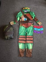 teenage mutant ninja turtle costume 9-10 years in Lakenheath, UK
