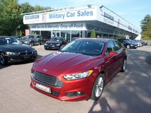 2016 Ford Fusion SE  US Spec Very Clean ! in Stuttgart, GE