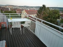 Stgt- West! Penthouse 2 BR fully furnished, awesome view! in Stuttgart, GE