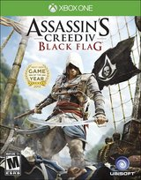 Assassin's Creed IV Black Flag XBox One in Houston, Texas