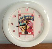 Midway Pac-Man Wall Clock Vintage Retro in Chicago, Illinois
