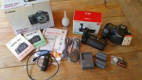 Canon EOS 50D DSLR Camera w/ Accessories in Schaumburg, Illinois