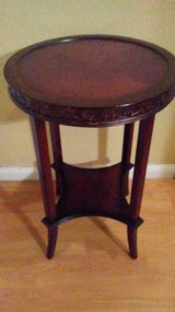 Bombay side table in Lackland AFB, Texas