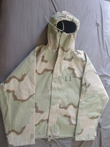 Hooded Jacket / Pants CHEMICAL PROTECTIVE OVERGARMENT Large Long in 29 Palms, California