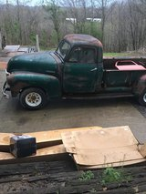 1951 Chevy truck in Clarksville, Tennessee