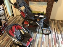 RESERVED-Brand new stroller and car seat in Stuttgart, GE