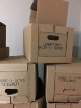 Boxes with handles in Alamogordo, New Mexico
