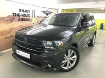 2011 Dodge Durango RT w/ NAVI in Stuttgart, GE