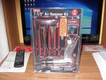 "7 and 1/2"" air hammer kit in Fort Knox, Kentucky"