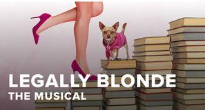 Legally Blonde tickets at Paramount Theater in Aurora, Illinois
