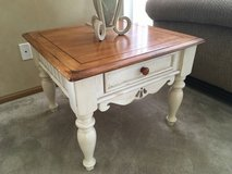 end table in Sandwich, Illinois