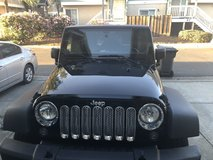 2014 Jeep Wrangler Unlimited low miles in Vacaville, California