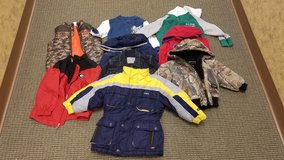 3T COAT AND JACKET LOT in Perry, Georgia