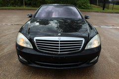 2007 Mercedes Benz S550 - Navigation - Clean Title - 103k Miles in Spring, Texas