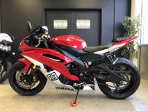 2013 YAMAHA YZF-R6 ( RAPID RED/PEARLWHITE ) UNLEADED GAS in Clarksville, Tennessee