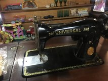 Sewing machine in table in Clarksville, Tennessee