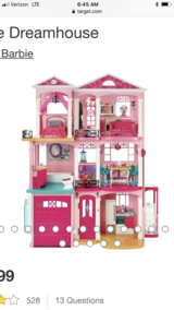 Barbie dream house with elevator in Bartlett, Illinois