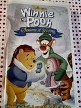 "VHS Disney Movie ""Winnie The Pooh Seasons Of Giving"" in Fort Leonard Wood, Missouri"
