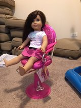 American Girl Our Generation Beauty Salon Chair in Naperville, Illinois