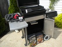 Weber gas grill in Yorkville, Illinois
